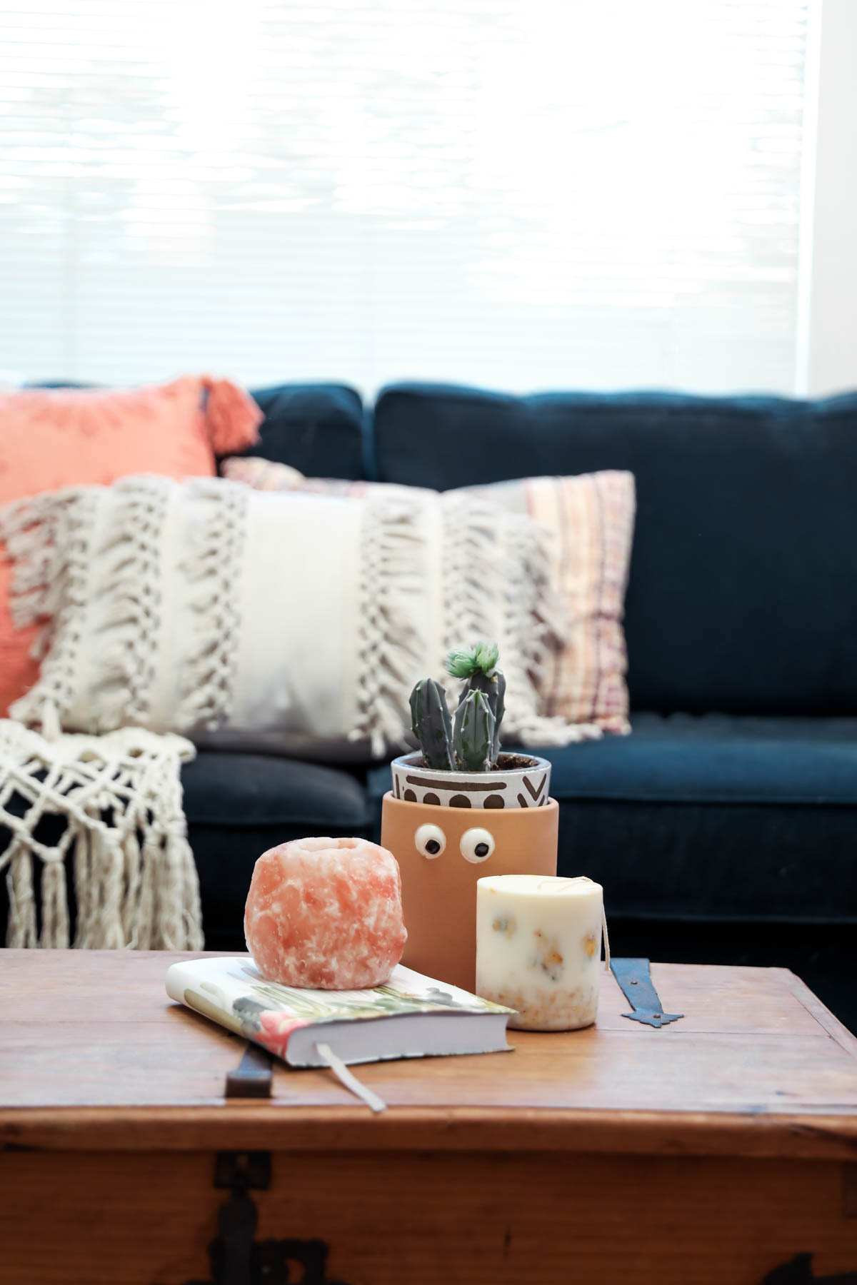 affordable living room decor from Urban Outfitters