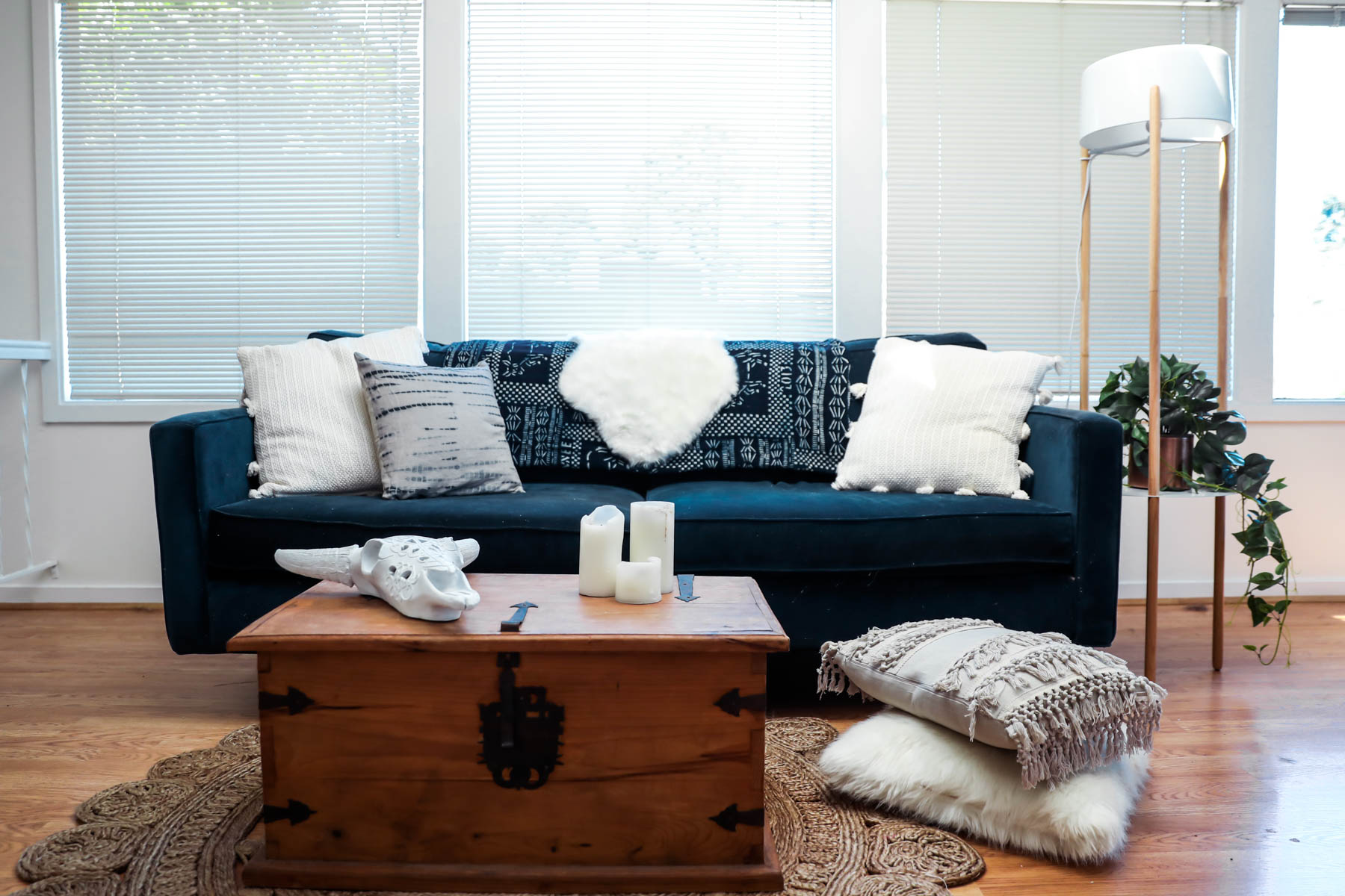 affordable living room decor from urban outfittershow to update your living room on a budget advice from a twenty