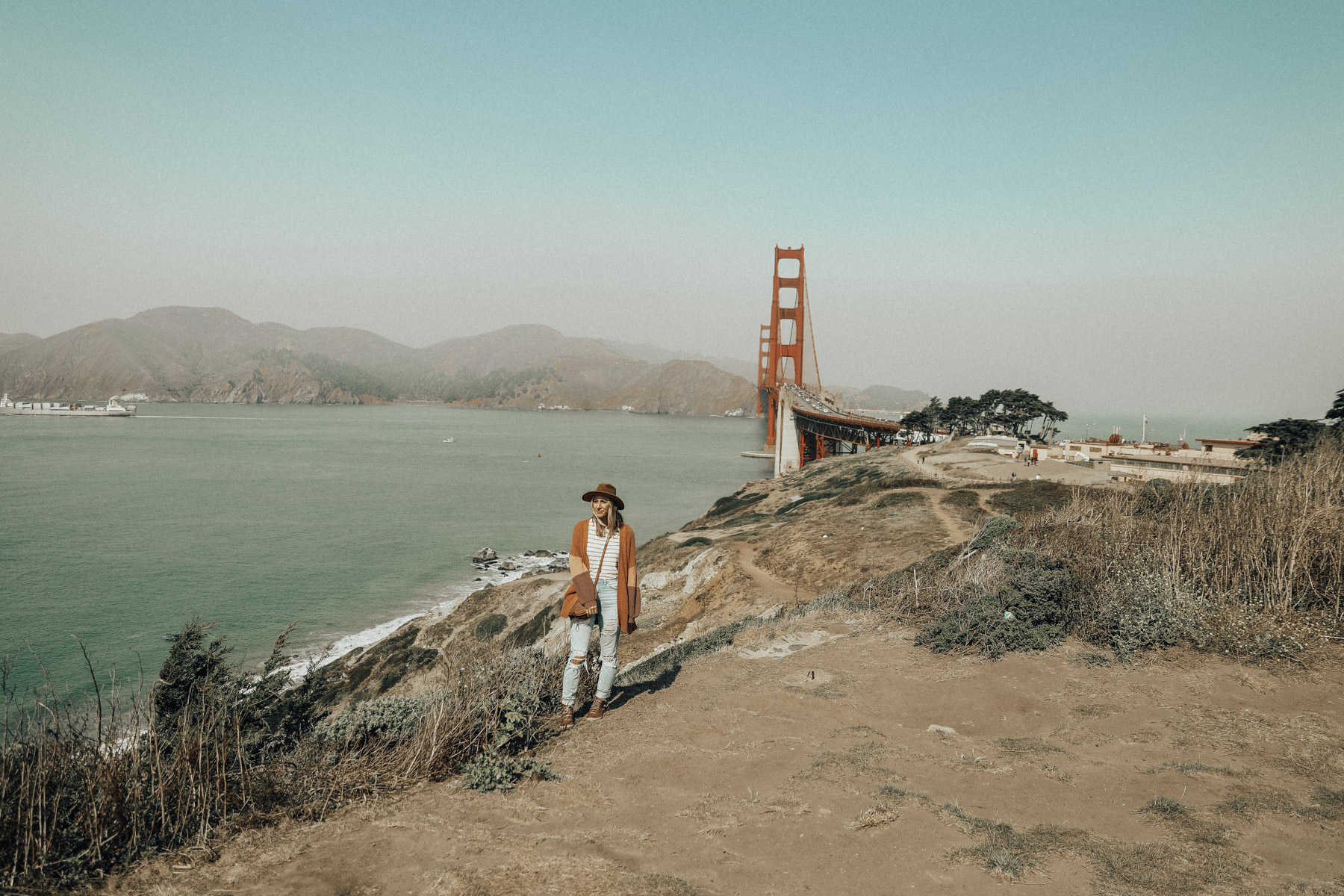 What to Wear When Exploring San Francisco