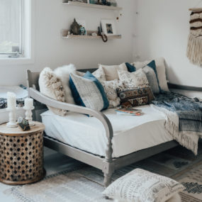 How to Style a Daybed