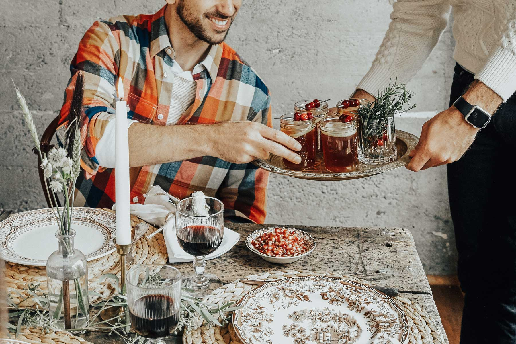 Ask Amanda: My fiancé invited his whole family over for Thanksgiving without telling me