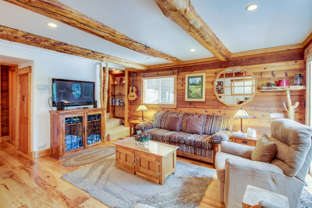 truckee airbnb ski rental