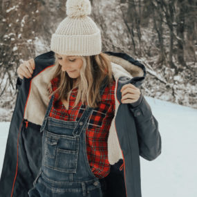A Snow Outfit That Will Actually Keep You Warm