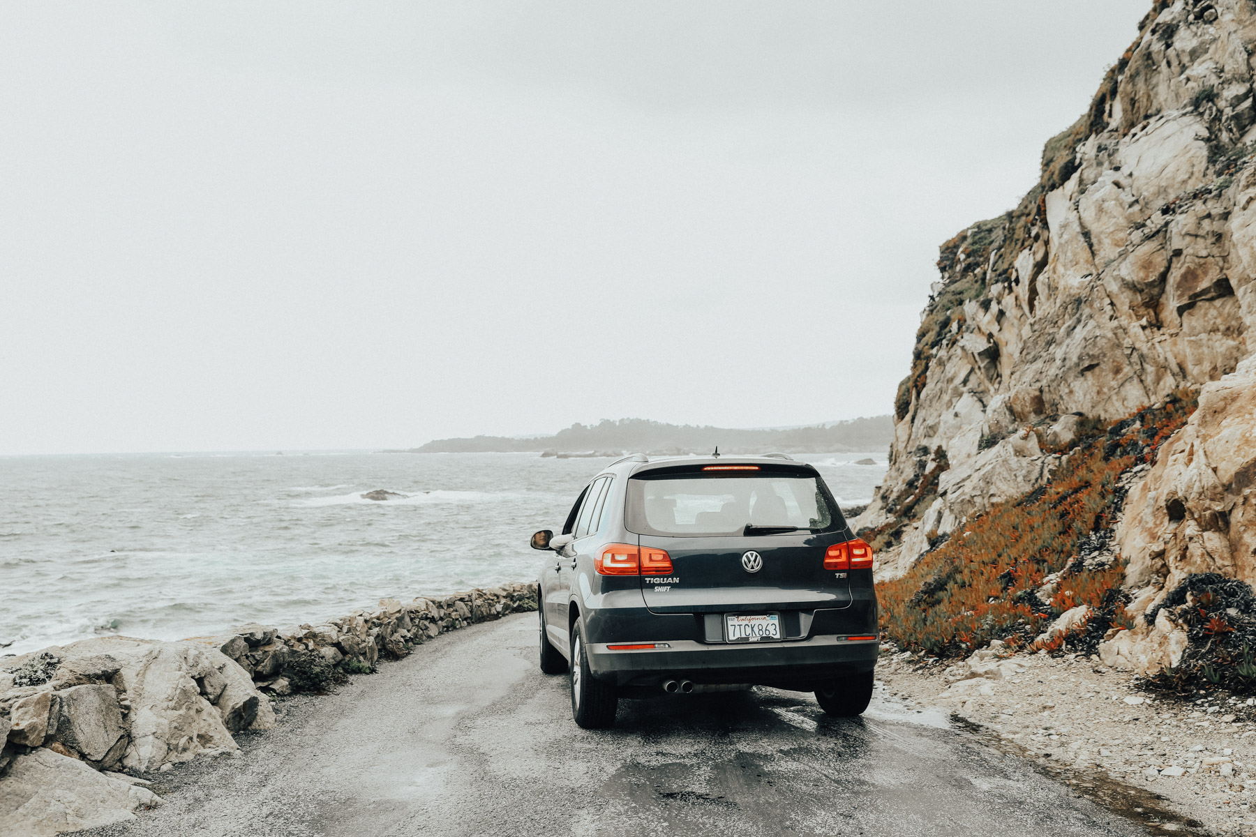 road trip tips big sur pacific coast in volkswagon
