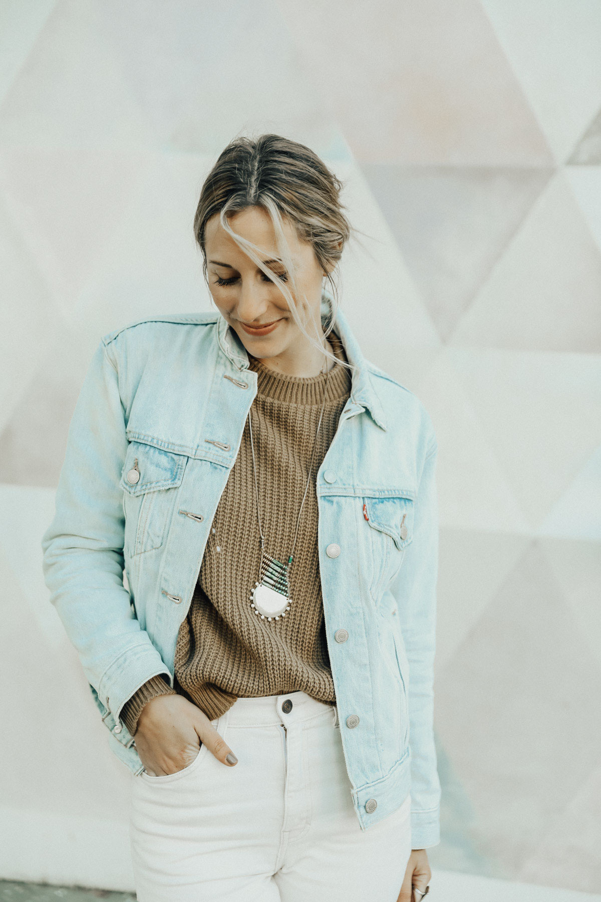 What to Wear in Weird Transitional Weather