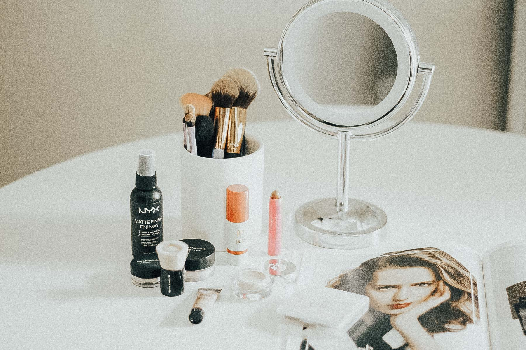 6 Ways To Sweat-Proof Your Summer Beauty Routine