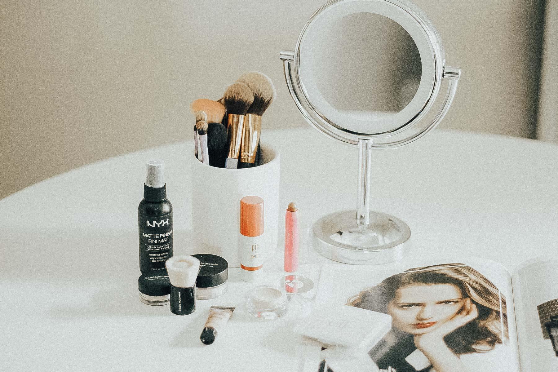 sweat proof makeup