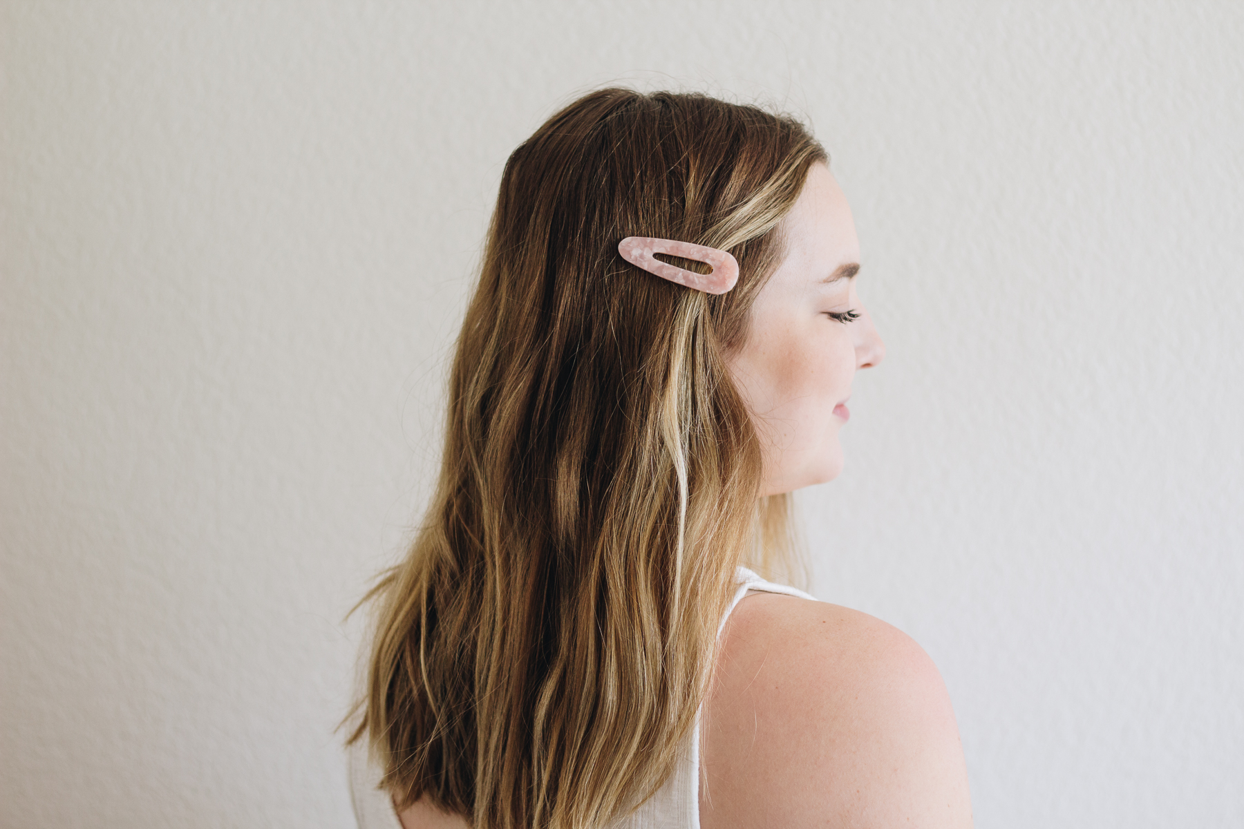 3 Hairstyles for Air Dried Hair