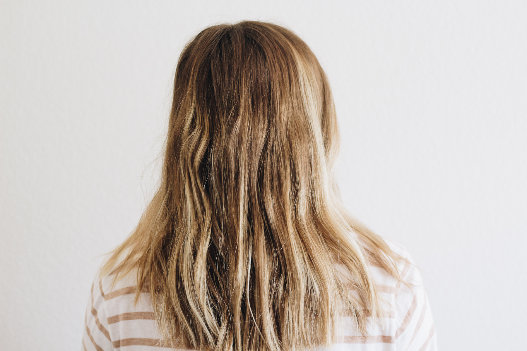 3 Hairstyles For Air Dried Hair Advice From A Twenty Something