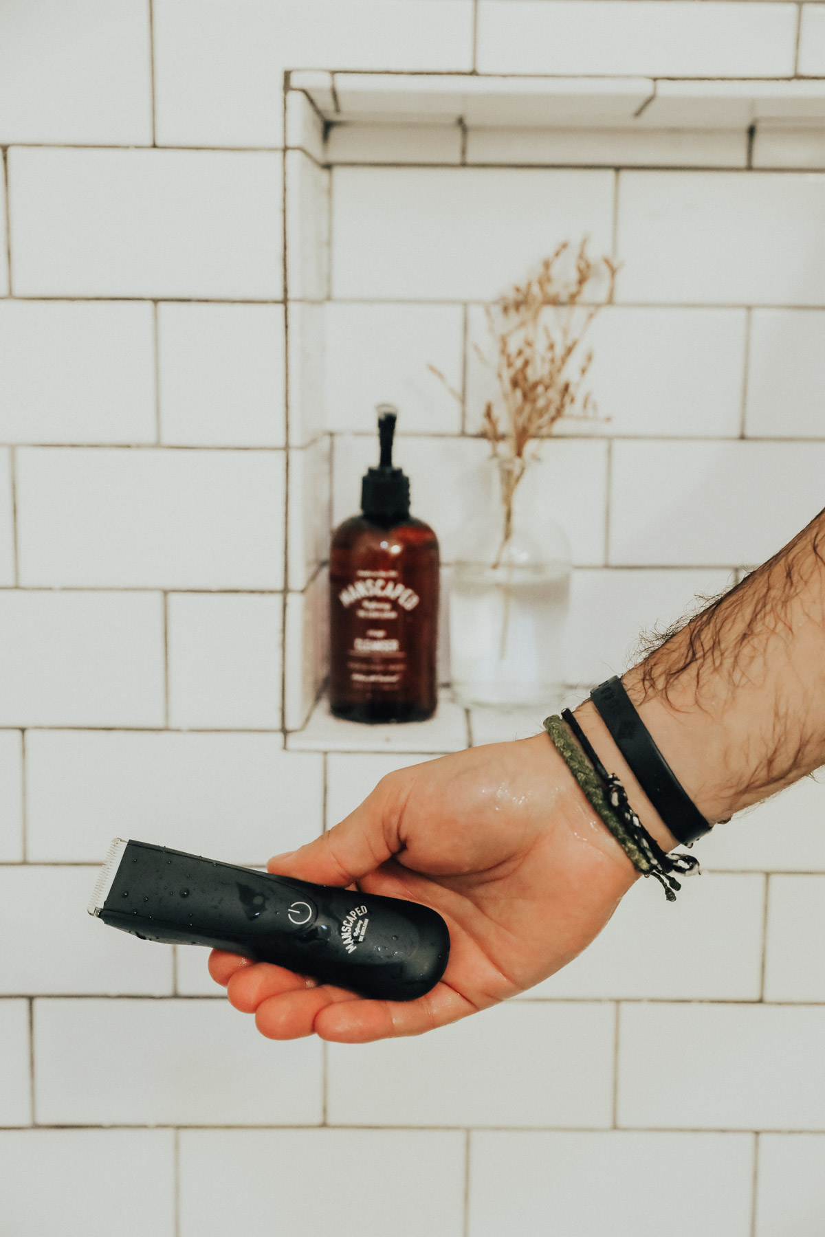 manscaped men's grooming self-care products