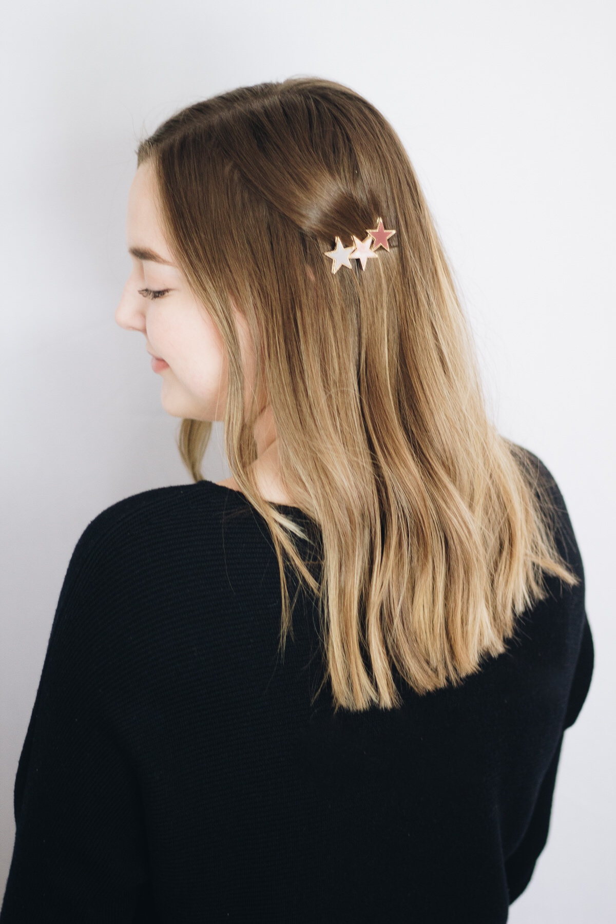 5-Minute Hairstyles for the Girl with No Time