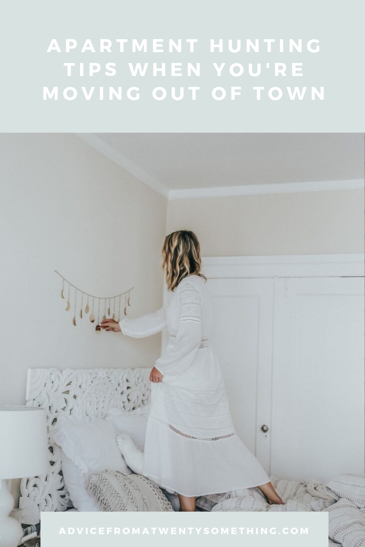 Apartment Hunting Tips When You're Moving Out of State Image