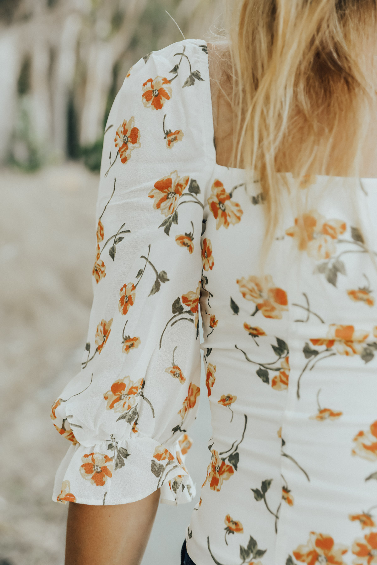 trunk club floral top outfit4