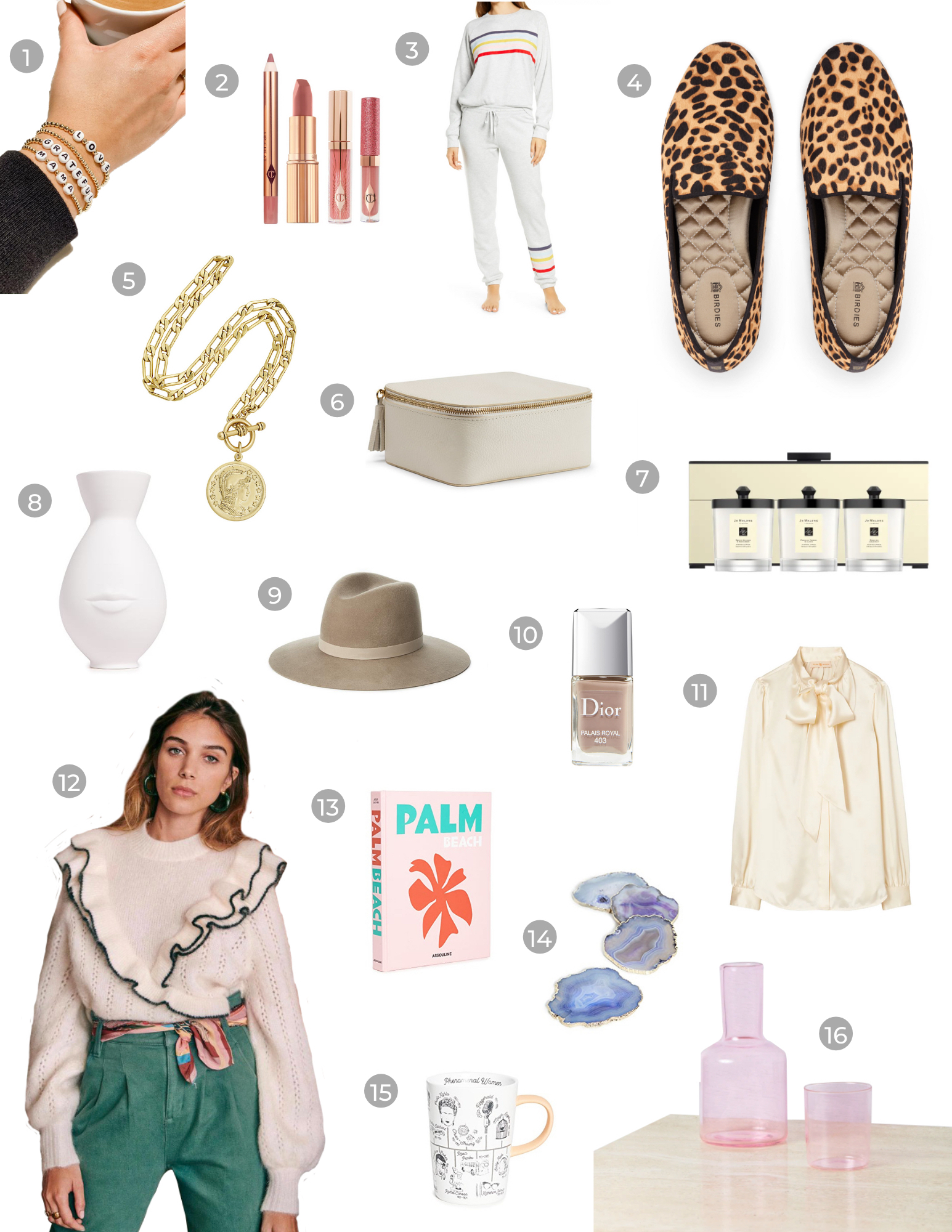 Gift Guide #1: For Your Fashion-Forward BFF Image