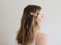 3 Hairstyles for Air Dried Hair